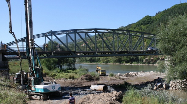 Most kod KPZ-a u Foči