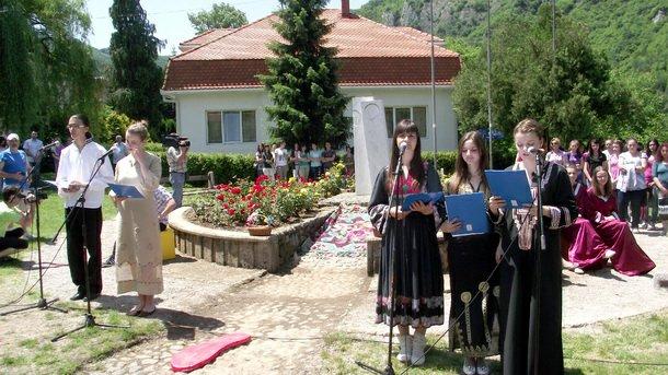 Počela Višegradska staza 2012