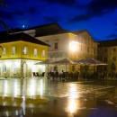 Andrićgrad noću