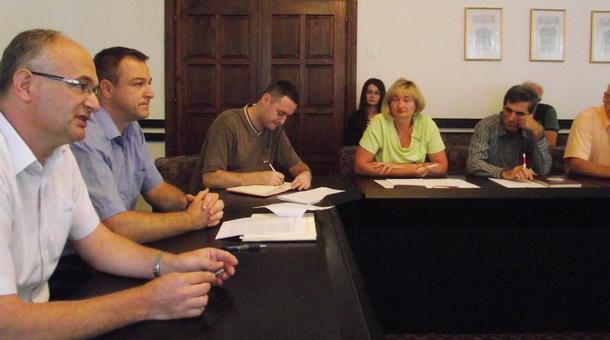 Rebalans budžeta opštine Višegrad za 2012. godinu.