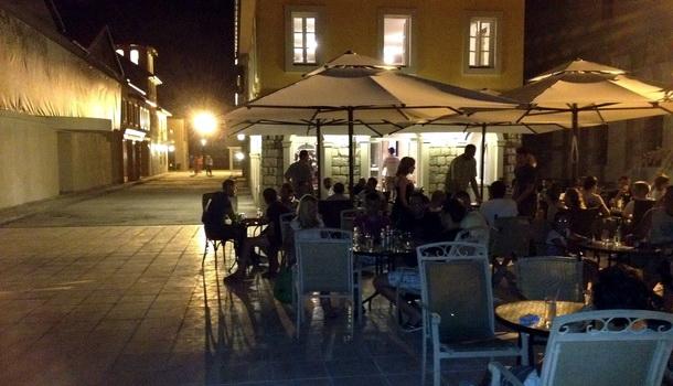 Kafić u Andrićgradu