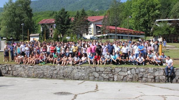 Kamp prijateljstva 2012