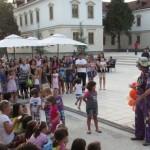 Klovn Arsa u Andrićgradu