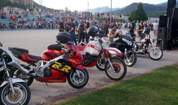 Moto skup Višegrad