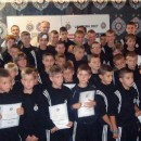 Partizanov kamp - Mlаdi fudbаlеri