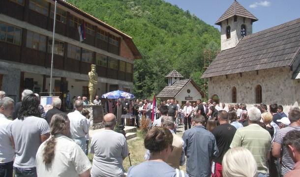 Pomen Draži Mihailoviću