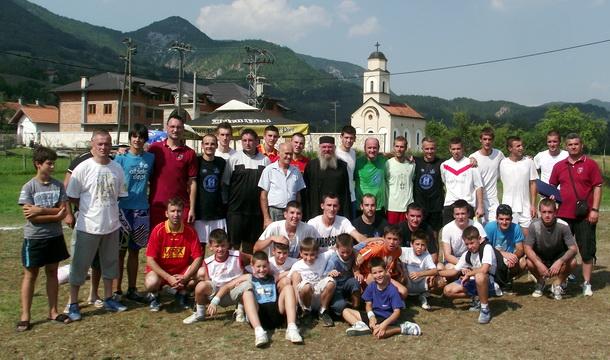 Sokolov turnir - 2012
