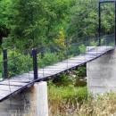 Viseći most na Rzavu