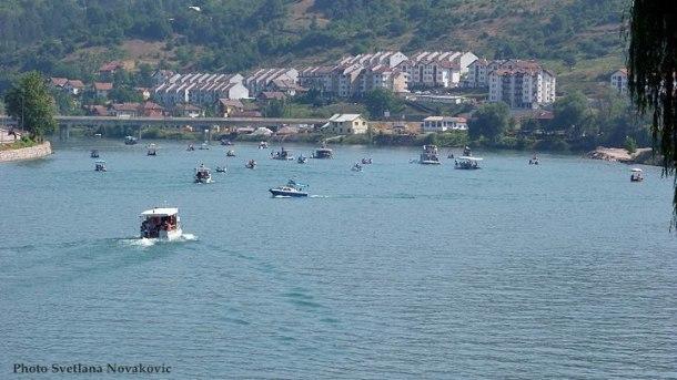 Višegradska regata 2012