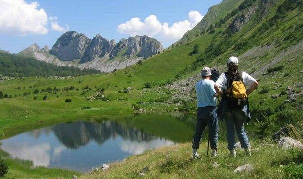 Zelengora - Jezero Gornje Bare