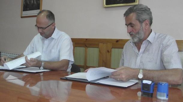 Tomislav Popović i Mirko Pandurević