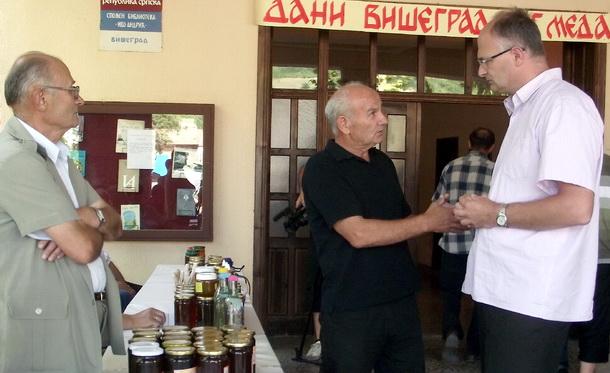 Dаni višegrаdskog medа 2012