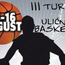 III turnir u uličnom basketu - Rogatica 2012