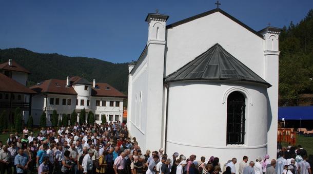 Manastir u Dobrunu proslavio krsnu slavu