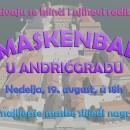 Maskenbal u Andrićgradu