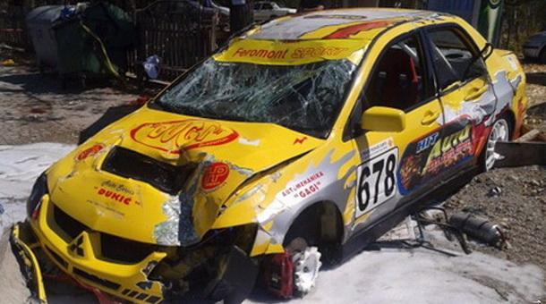 Nesreća na Tari