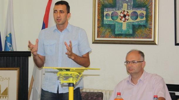 Radmilo Mihajlović i Tomislav Popović