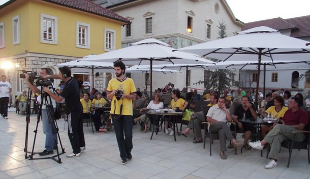 Recital u Andrićgradu