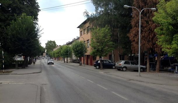 Rogatica - glavna ulica