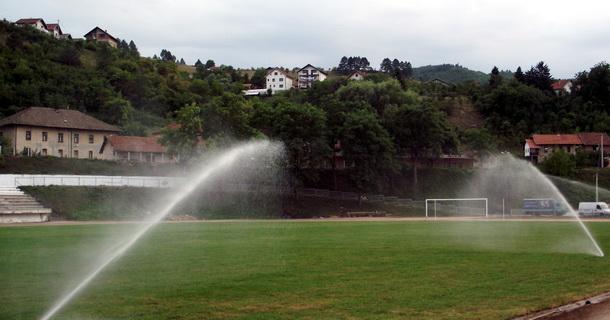 Gradski stadion u Višegradu