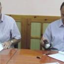 Tomislav Popović i Novak Savić