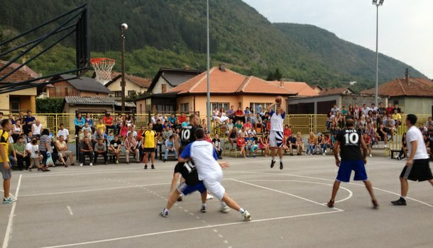 Turnir u basketu - Rogatica 2012
