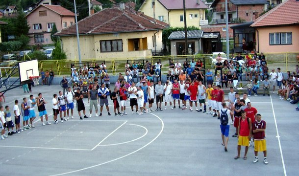 Turnir u basketu - Rogatica