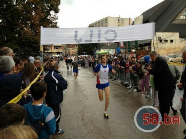 Atletska trka - Višegrad 2012