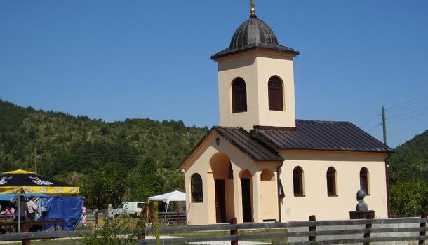 Crkva u Brankovićima