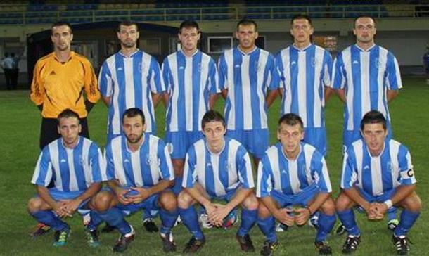 FK Sutjeska 2012