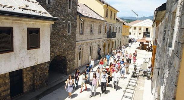 Ferijalni savez u Andrićgradu