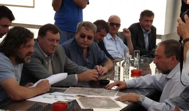 Liberman u Andrićgradu