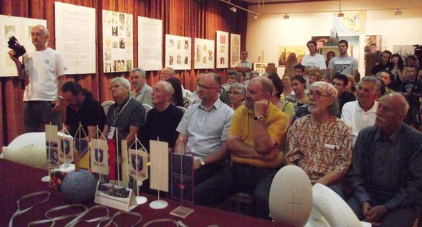 """Međunarodno likovno savborovanje """"Višegrad-Dobrun 2012"""""""