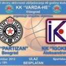 Partizan-Igokea