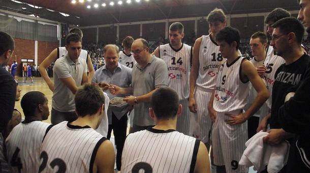 KK Partizan u Višegradu