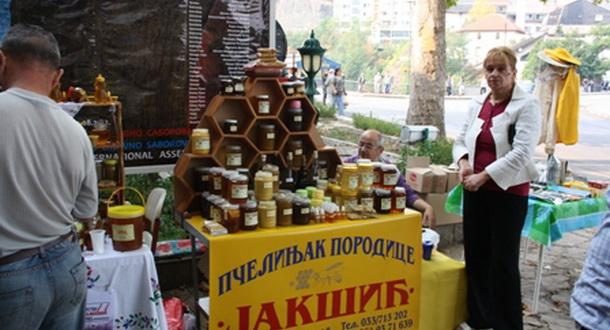 Sajam meda - Višegrad 2012