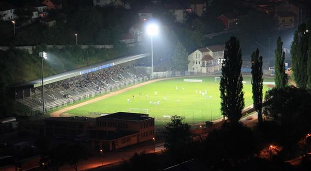 Stadion u Foči