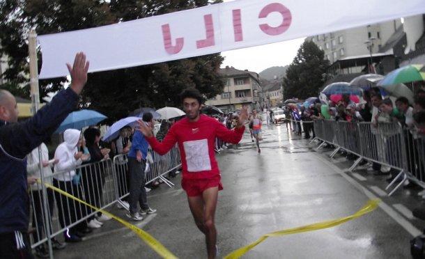Atletska trka Višegrad 2012