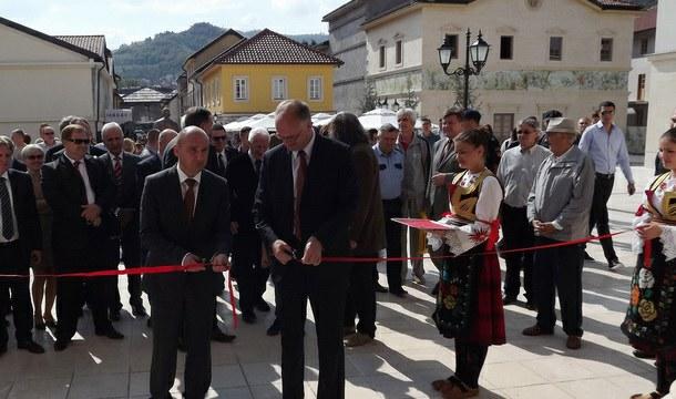 Andrićgrad - otvorena opština