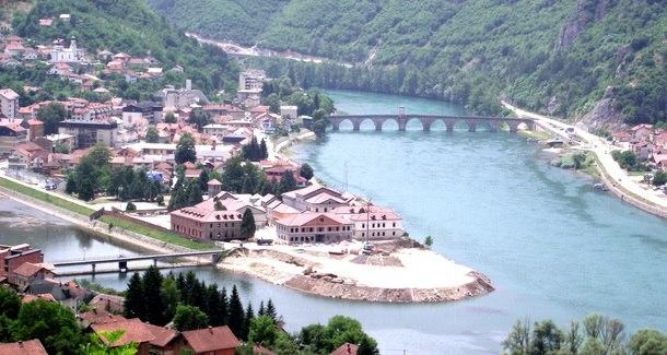 Andrićgrad - panorama