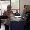 Glasanje u Višegradu