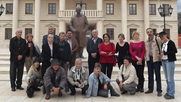 Pjesnici u Andrićgradu