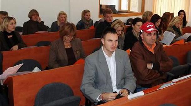 Prezentacija projekta Volonterskom legislativom do razvoja lokalnih zajednica