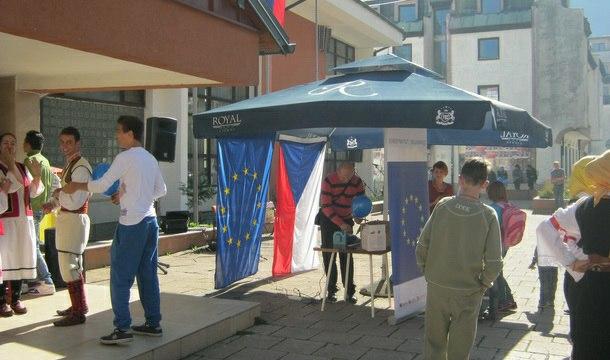 Promocija Evropske Unije u Čajniču