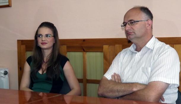 Vanja Petrović u Višegradu