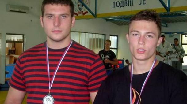 Ognjen Tošović i Vasilije Šipčić