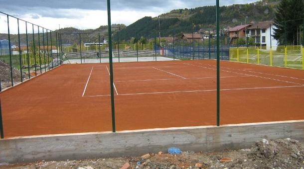 tenisko igraliste