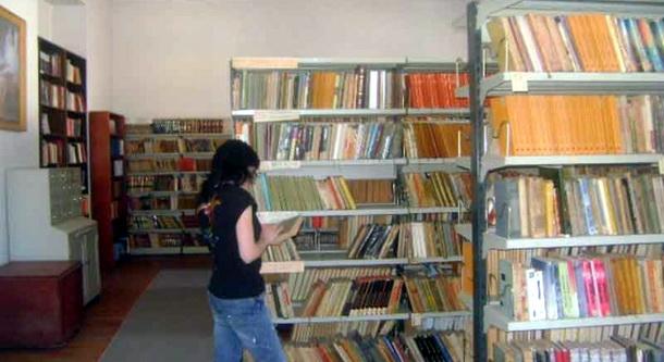 Bibloteka u Foči