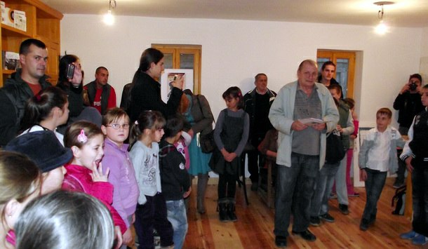 Božidar Škobić u Andrićgradu