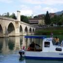 Ćuprija - čamac
